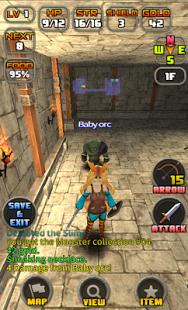 Unity Rogue 3D v1.1.2 + data