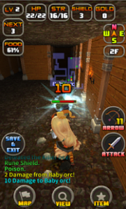 تصویر محیط Unity Rogue 3D v1.1.2 + data