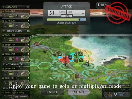 Wars and Battles v1.5.1339 + data