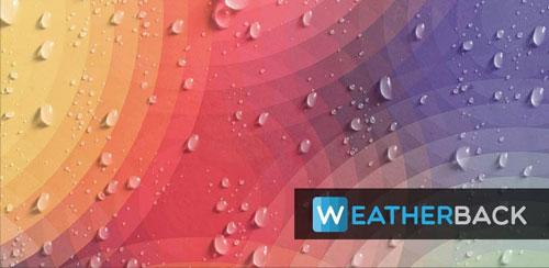 Weatherback Weather Wallpaper Pro v1.9.2 build 35