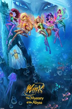 Winx Club Mystery of the Abyss v1.3.4 + data