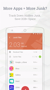 Z Speed+ | Junk Cleaner, Boost v2.1.2