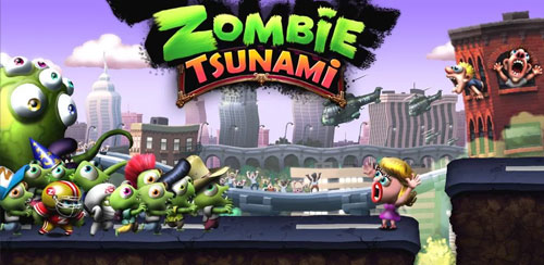 Zombie Tsunami v3.5.0