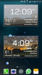 cliMate Animated WeatherWidget v3.4