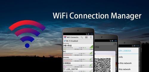 WiFi Connection Manager v1.6.5.11