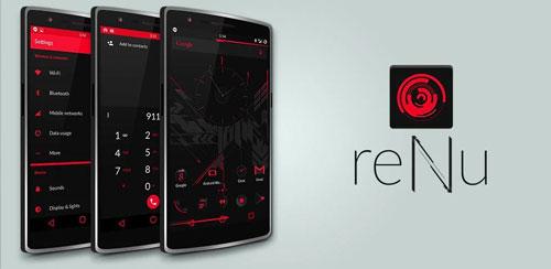 reNu Lust Red CM11 CM12 v3.2