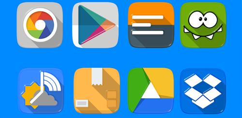 PLASTICON Square – Icon Pack v1.1.13