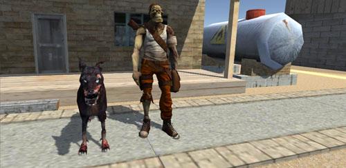 دانلود بازی دفاعی زامبی ها Zombie Tower Defense برای اندروید