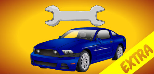 Rebuild My Car: Extra v1.0
