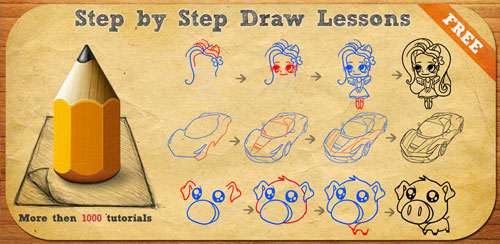 Drawing Ideas Now You Can Draw v1.05