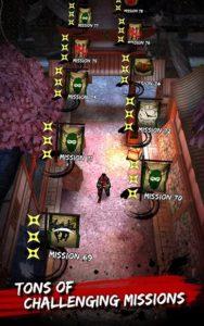 تصویر محیط Yurei Ninja v1.32.4 + data