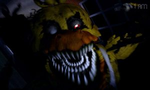 تصویر محیط Five Nights at Freddy's 4 v1.1