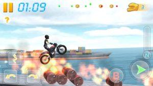 تصویر محیط Bike Racing 3D v2.4