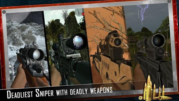 Mountain Sniper Shooting 3D v5.2