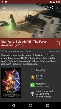 IMDb Movies & TV 6.3.1.106310100
