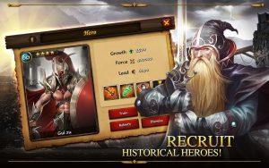 تصویر محیط Age of Warring Empire v2.5.69