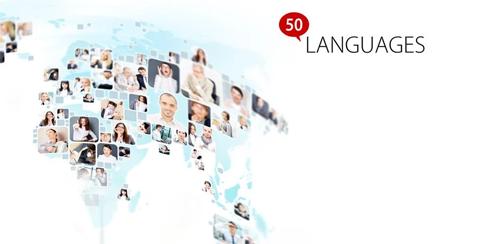 نرم افزار آموزش زبان 50 languages - all inclusive v9.1