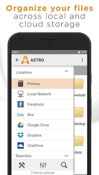 File Manager (File Explorer) by Astro v6.0.0