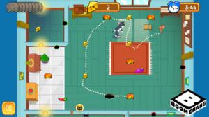 تصویر محیط Tom & Jerry: Mouse Maze FREE v1.0.38