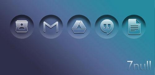 ۷null icon pack – Nova Apex v2.5
