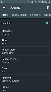 Alarm clock PRO v9.2.2