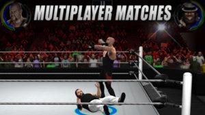 تصویر محیط WWE 2K v1.1.8117 + data