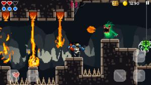 تصویر محیط Sword Of Xolan v1.0.13