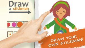 تصویر محیط Draw a Stickman: EPIC 2 v1.1.5