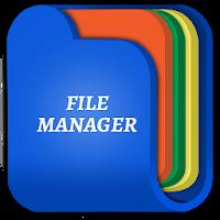 برنامه مدیریت فایل ساده و هوشمند آیکون