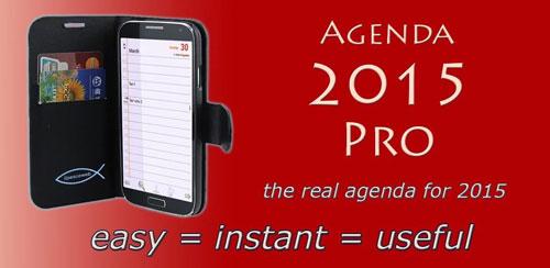 Agenda 2015 pro v2.22