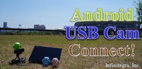 اتصال وبکم به اندروید USB Camera lite v2.1.4