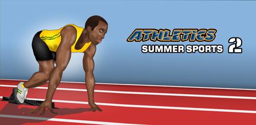 دانلود بازی مسابقات المپیک تابستانی Athletics 2: Summer Sports برای اندروید
