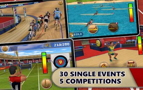 Athletics 2: Summer Sports v1.5 + data