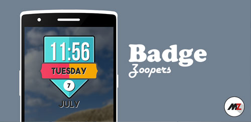 Badge Zoopers v1.1