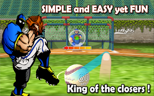 Baseball Kings 2015 ! v1.5