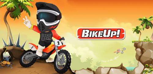 دانلود بازی موتور تریل Bike Up برای اندروید