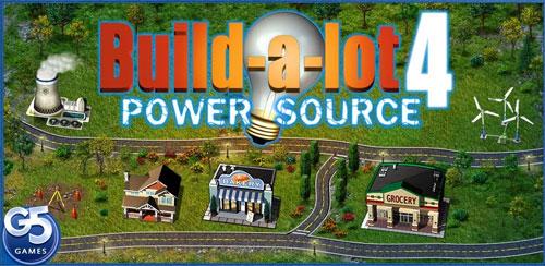 بازی استراتژیک منابع نیرو Build-a-lot 4: Power Source v1.2