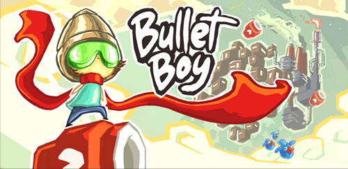 بازی پسر گلوله ای Bullet Boy v8