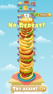 "Burger Cafe ""No Repeat"" 2 v4"