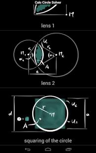 Calc Circle Solver Pro v1.0