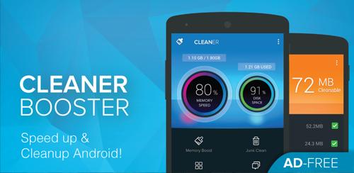 دانلود نرم افزار Cleaner – Master Booster Pro برای اندروید