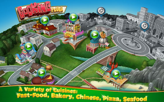 Cooking Fever v2.9.0