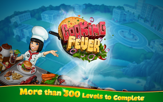 Cooking Fever v2.4.1