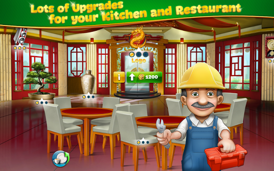 Cooking Fever v3.0.0