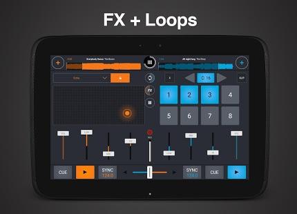 Cross dj pro 3 0 6 apk free download aptoide | Virtual Mixer for DJs