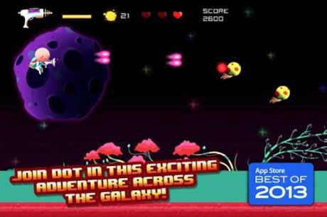 DOT – Space Hero 1.03 + data