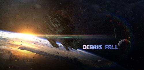 دانلود بازی جنگ فضایی Debris Fall Pro برای اندروید