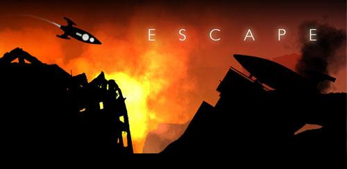 دانلود بازی فرار از زمین Escape برای اندروید