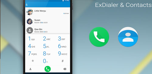 ExDialer Pro – Dialer & Contacts v198