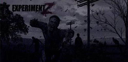 بازی بقا برابر زامبی ها Experiment Z – Zombie Survival v9